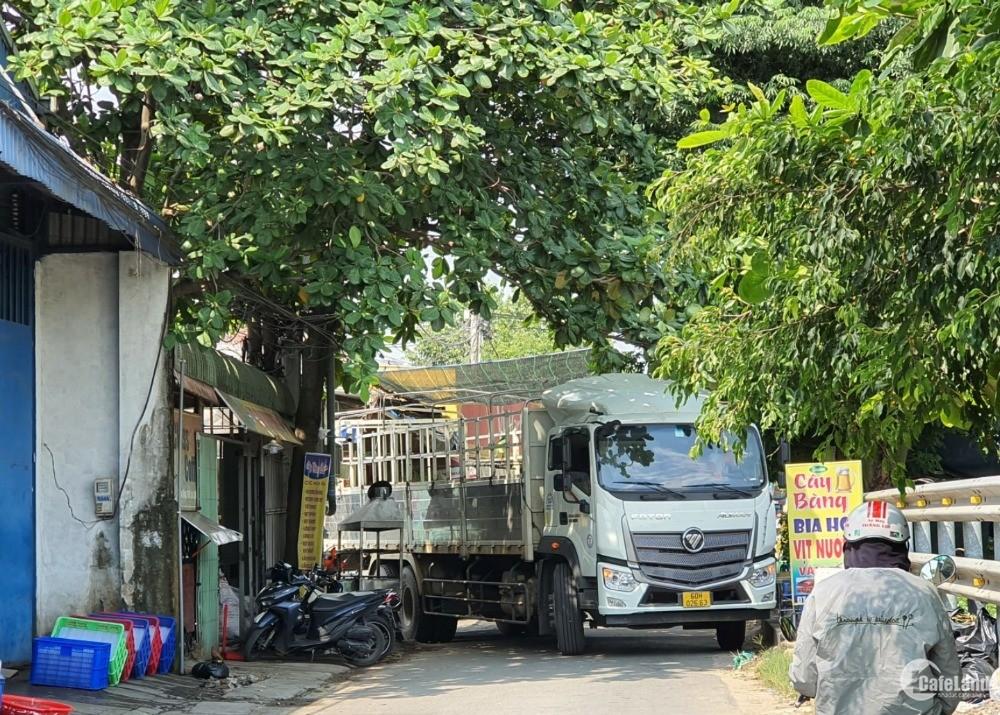 Ngộp bank cần bán gấp đất thổ cư 100%, ngay khu dân cư B5 Tân Hiệp, đường xe hơi