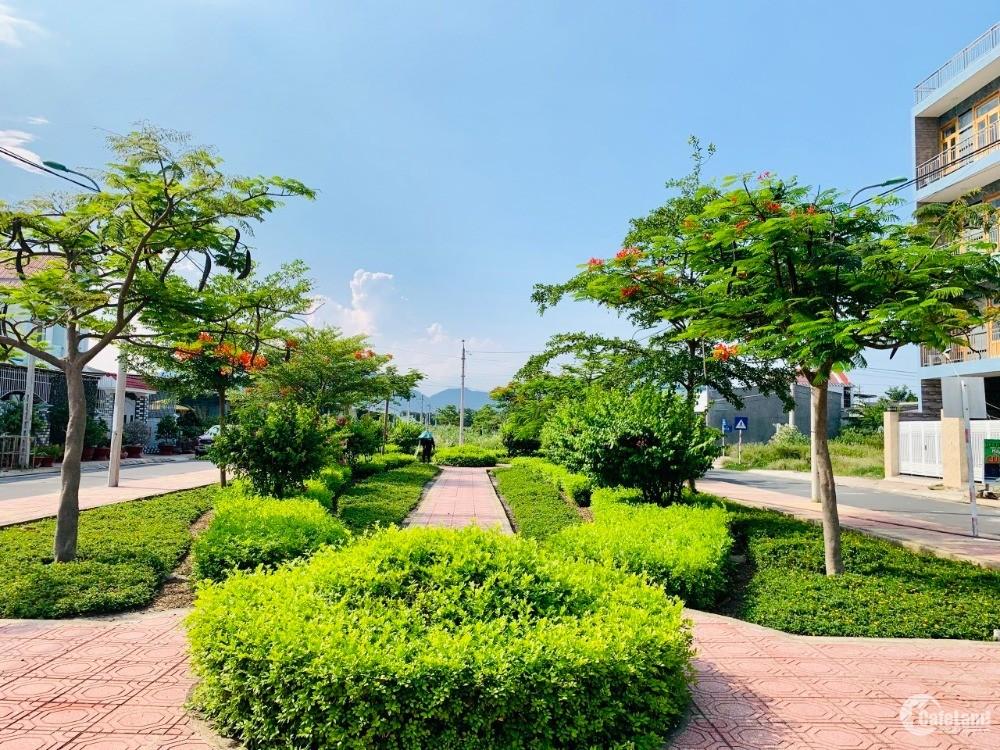 Bán đất giá rẻ TDC Bãi Dài,100% thổ cư,view đầm Thủy Triều Cam Lâm,KH.