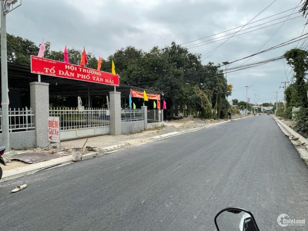 Bán Đất Thổ Cư MT Lê Lai Bãi Dài Cam Lâm Gần TT Hành Chính Huyện. LH. 0973078745