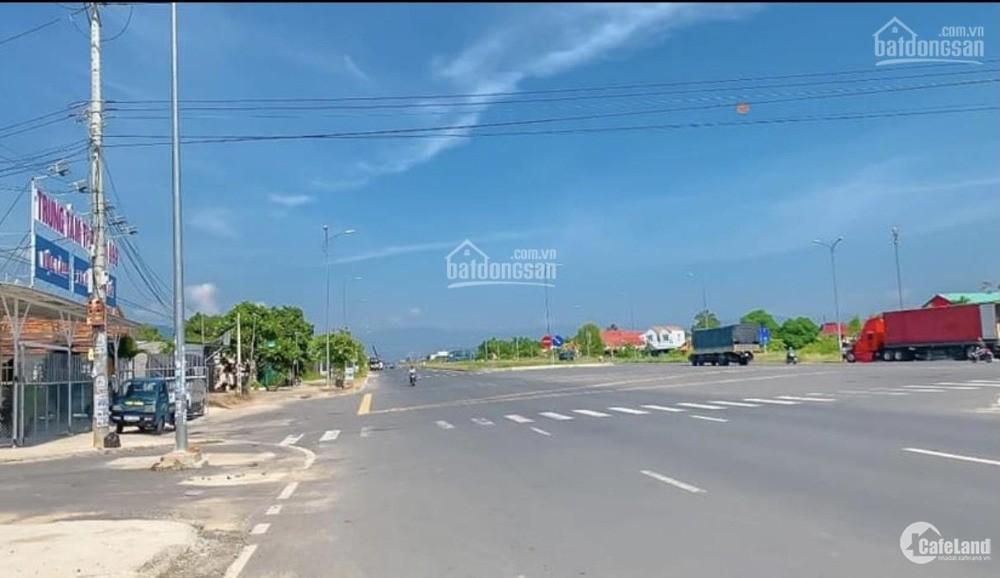 Bán đất giá rẻ, full thổ cư gần trường trung cấp Nghề Cam Lâm Khánh Hòa.