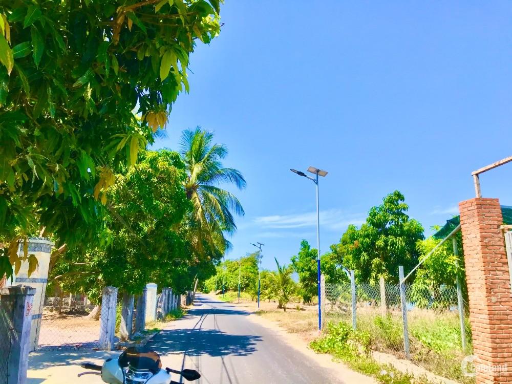 Bán đất giá rẻ,full thổ cư, mặt Đầm Thủy Triều Cam Hải Đông Cam Lâm Khánh Hòa.