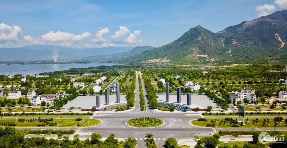 Bán nhanh nền D16-20; đã có HĐ CNQSDĐ, Ra sổ đợt đầu dự án Golden Bay Cam Ranh,