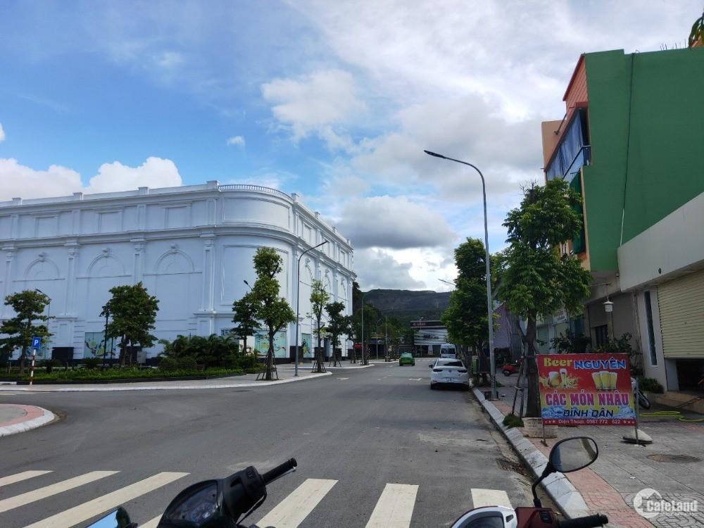 Bán đất  nhà ống khu Diêm Thủy - Cẩm Bình - Đối diện Vincom Cẩm Phả