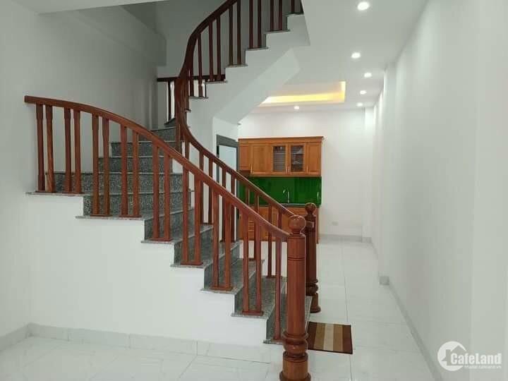 Bán nhà 3,5 tầng mới tinh tại Song Phượng, Đan Phượng, mua về chỉ chuyển đồ sẵn