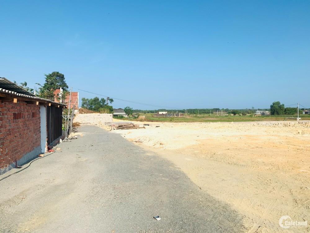 Sở hữu ngay lô đất  vị trí trung tâm thị trấn Đất Đỏ - mặt tiền đường Lê Duẩn