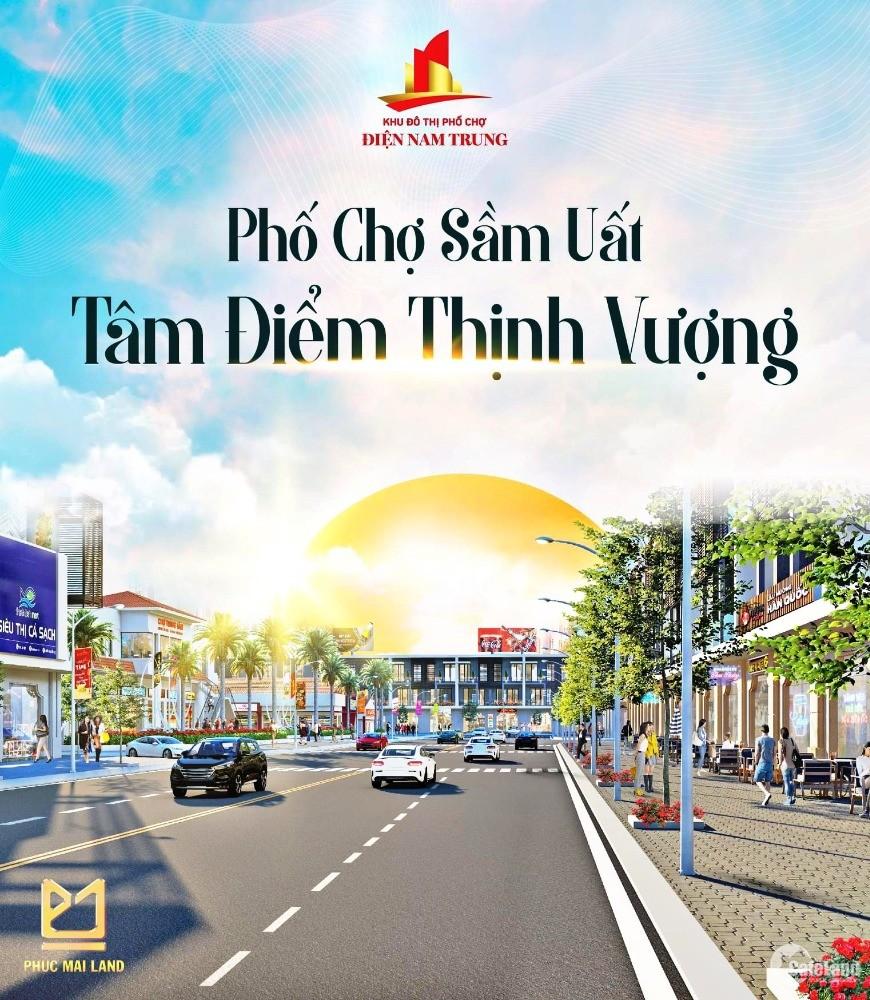 khu phố chợ Nam Đà Nẵng nơi hội tụ phồn vinh
