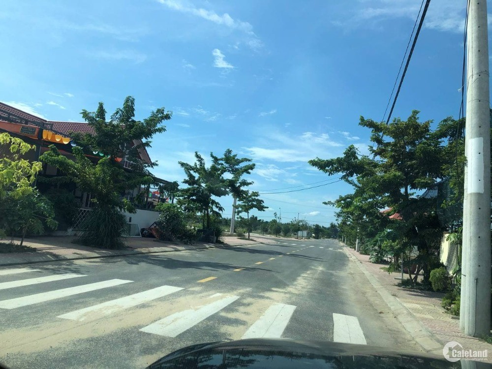 Cơ hội sở hữu lô đất ngay khu phố chợ Điện Nam Đông giá chỉ từ 750tr/lô