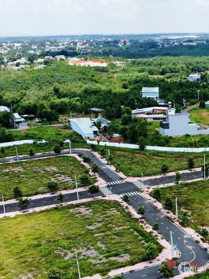 Đất ngay trung tâm thành phố. Giá 6.6tr/m2 đã có sổ. Đầu tư đã lời gần 300tr/lô