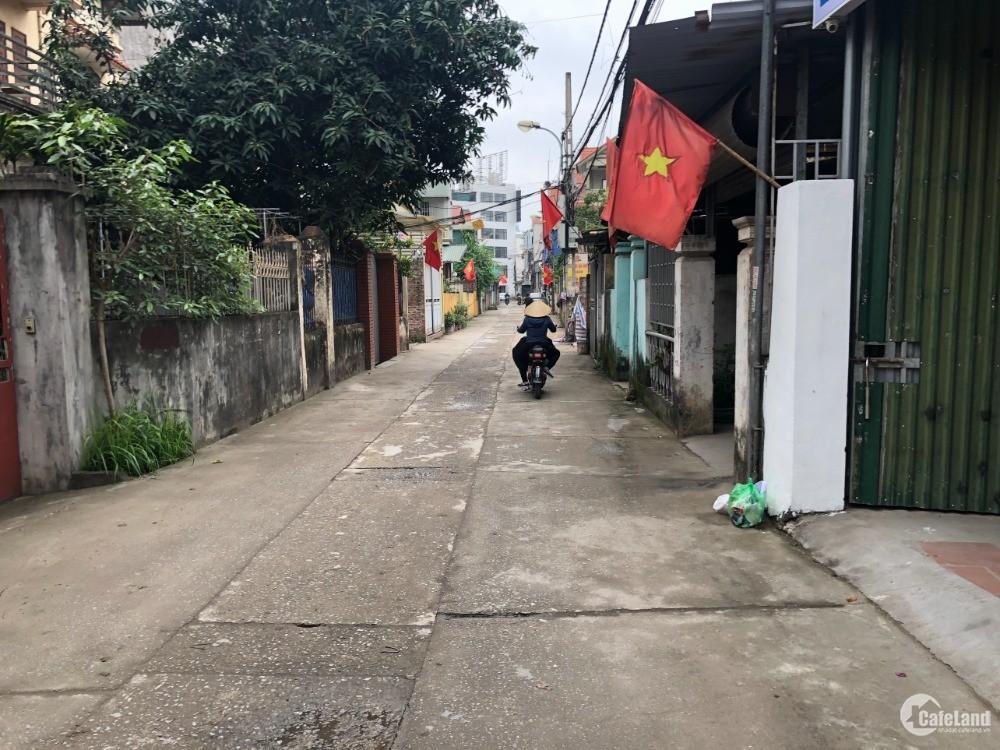 Bán lô đất 34,8m2 mini khổ đẹp còn xót lại duy nhất tại xóm 2  Đông Dư, Gia Lâm.