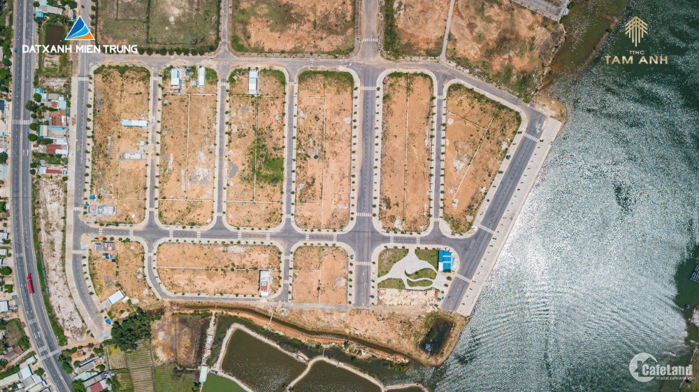 Bán gấp lô đất mặt sông Trường Giang siêu đẹp vị trí đắc địa tương lai