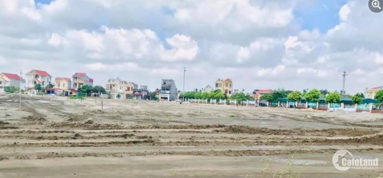 Bán lô đất liền kề trong khu dân cư mới mở , giá rẻ nhất tại hải dương