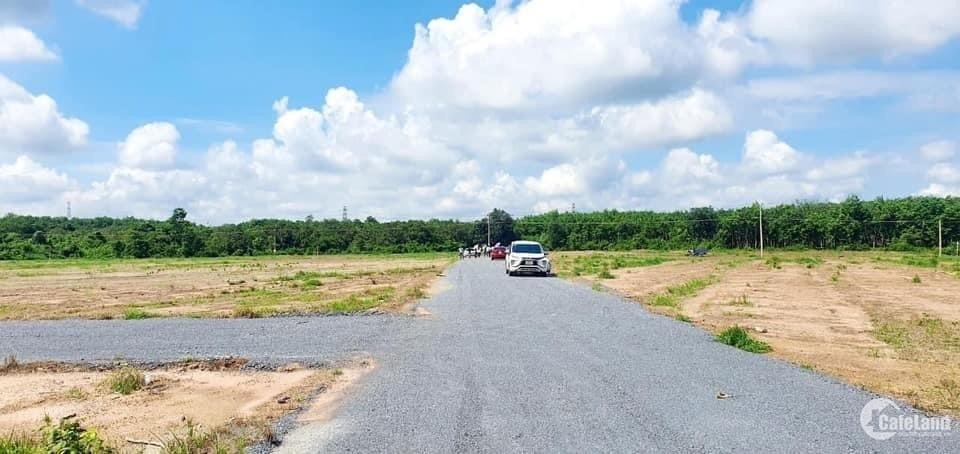 Đầu tư an toàn sinh lời ngay đất gần trung tâm bình phước dt 250m2, sổ sẵn