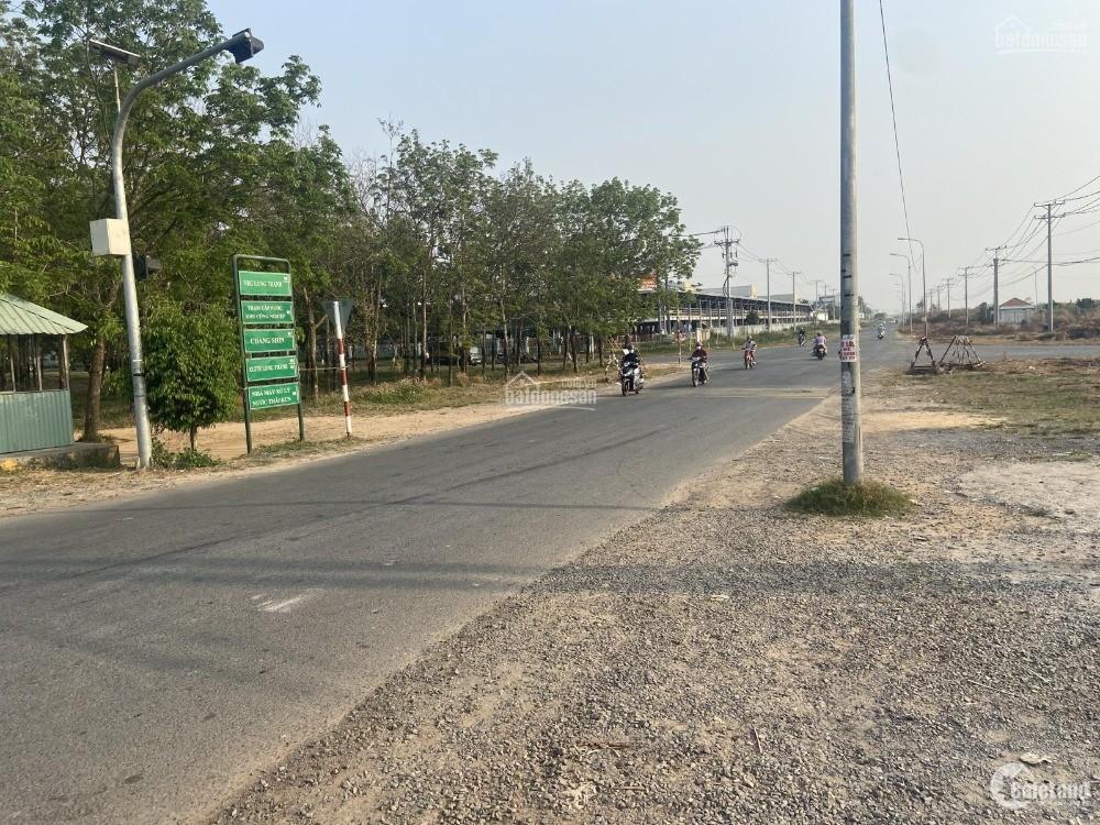 Bán đất thổ cư giá đầu tư mặt tiền đường ĐT 769 đối diện khu công nghiệp Lộc An