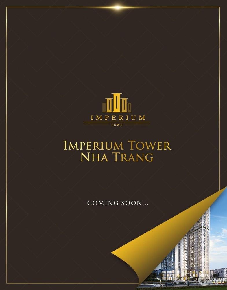 Hãy Đến Với IMPERIUM TOWN Căn Hộ Chung Cư Sang Trọng Bậc Nhất Nha Trang