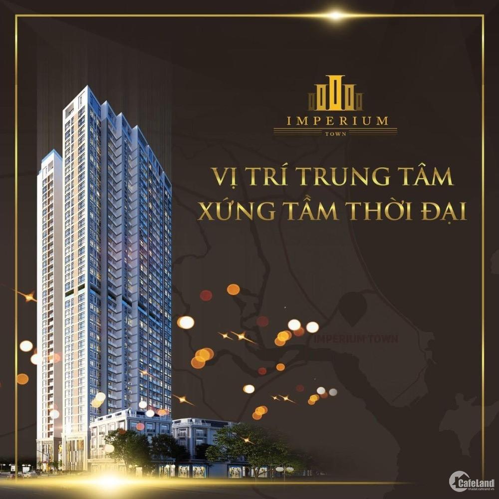 Ra mắt căn hộ cao cấp Imperium Town ngay thành phố biển Nha Trang