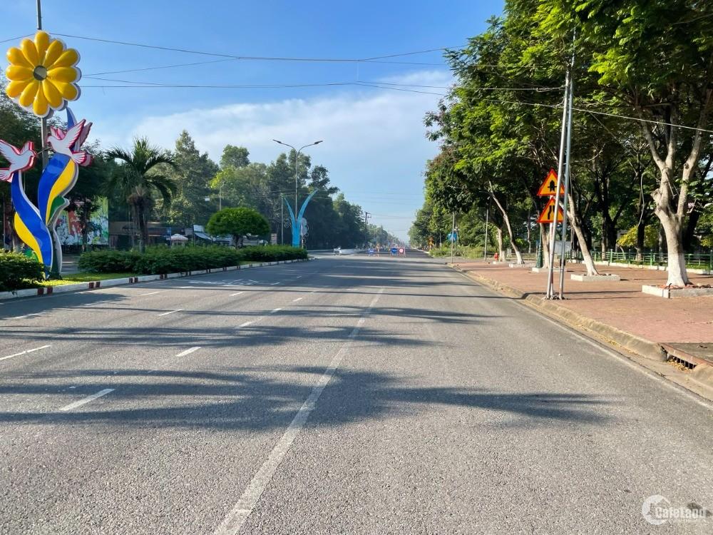 Bán các vị trí đẹp, lô góc dự án Mega City 2, mặt tiền đường 25C Nhơn Trạch
