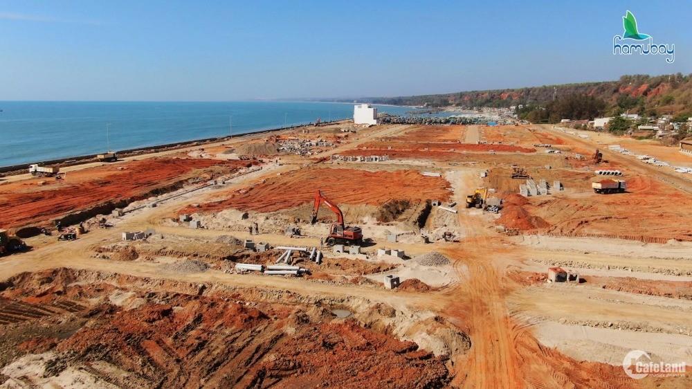 Hamubay đất nền ven biển-Sổ đỏ lâu dài-Tọa lạc trung tâm thành phố Phan Thiết