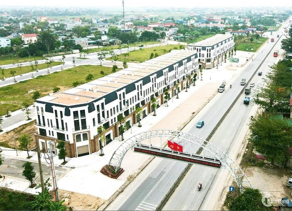 Đất Nền Green Park Hải Hà - Ngay Cổng Chào Phía Nam Tp. Thanh Hóa