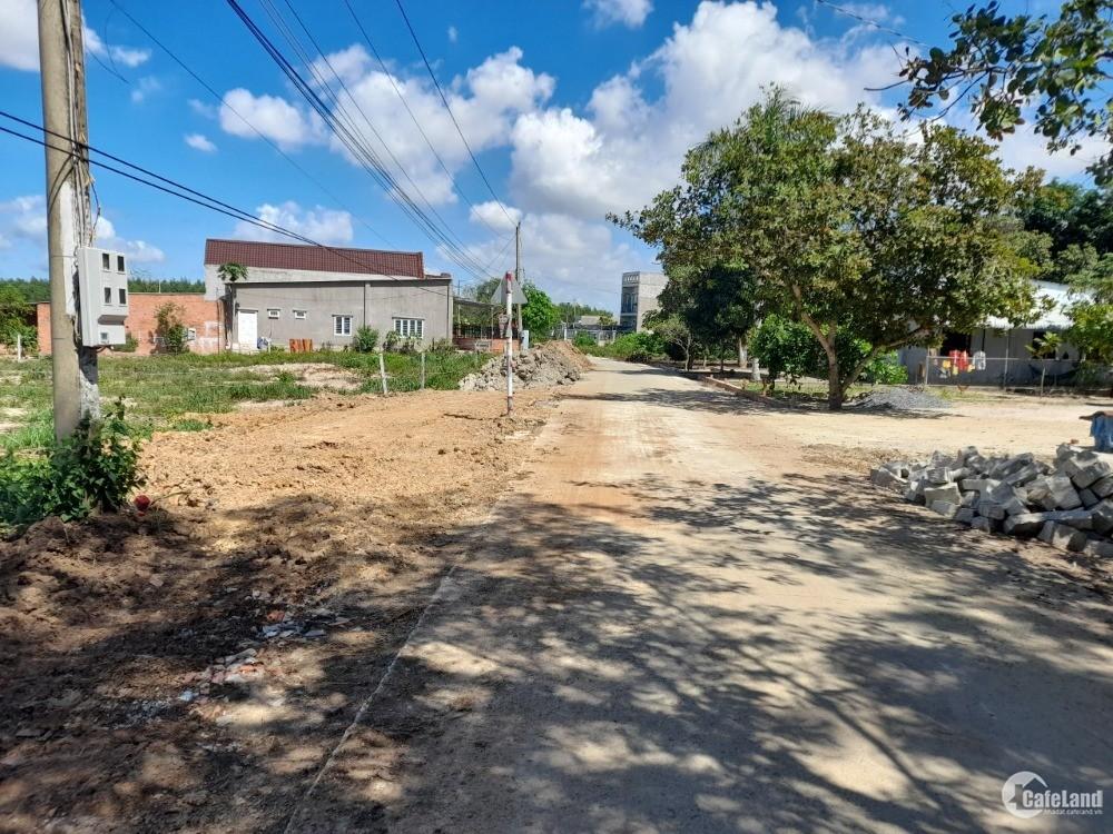 Đất nền ngay trung tâm thị xã Phú Mỹ