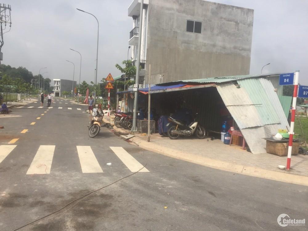 Gia đình chủ cần chuyển nơi ở, nên bán gấp lô 70m2 890tr tại KNO Vĩnh Tân
