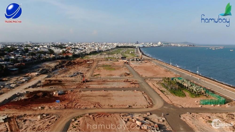 Đất nền nhà phố biển Hamubay Phan Thiết, trực tiếp CĐT, CK2.5%