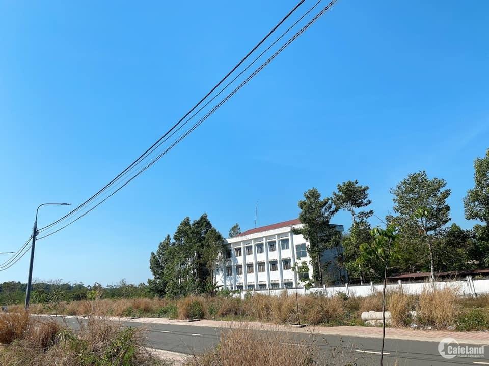 đất nền xã lộ 25 thống nhất ngya trục đường DT769 có trường học ngay đó