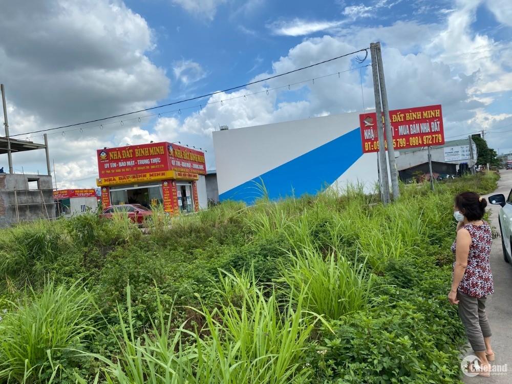 Bán đất mặt đường BigC vành đai phía Tây phường Ninh Phúc, Ninh Bình
