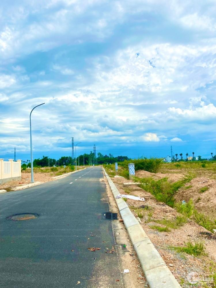 Đất kđt Phú Mỹ Quảng Ngãi hướng Nam view công viên bao đẹp