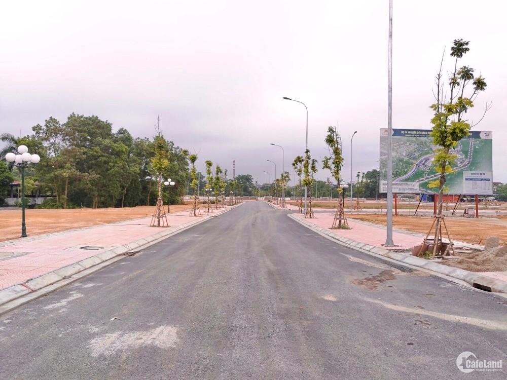 Đất nền trung tâm thành phố Thái Nguyên  1,5 tỷ