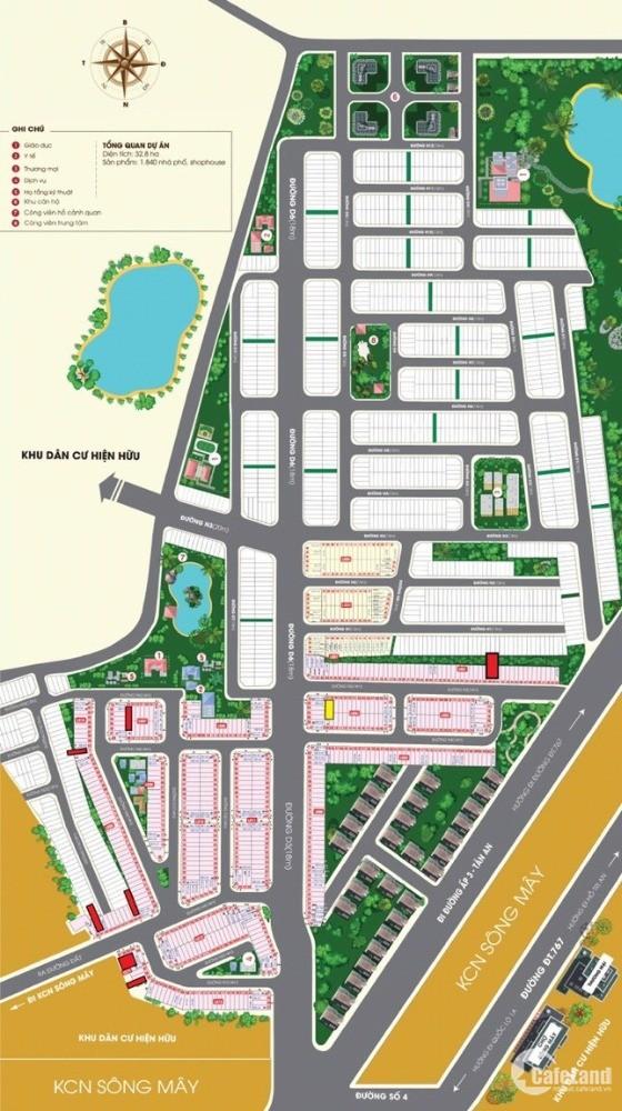 Đất khu dân cư theo quy hoạch của Tỉnh Đồng Nai