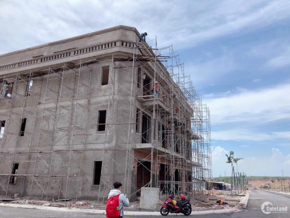 Sở hữu đất vàng khu đô thị thương mại đối diện KCN Đồng Nai!