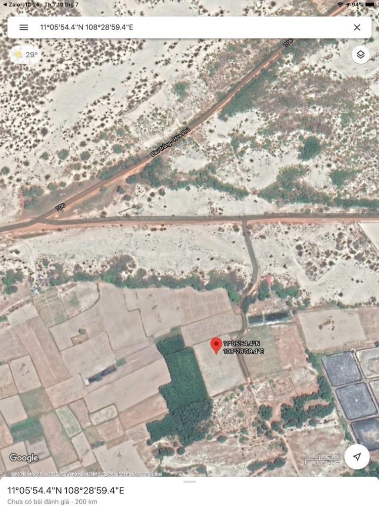 Bán lô đất 3MT View biển cách đường nhựa 706 chỉ 100m giá chưa đầu tư