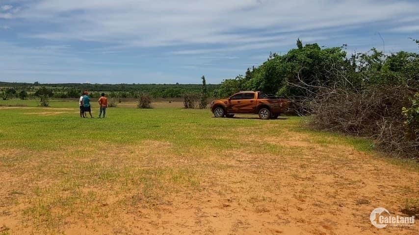 Bán lô đất DT nhỏ ngay ngã 4 liên huyện - mặt tiền kênh thủy lợi - tiện làm farm