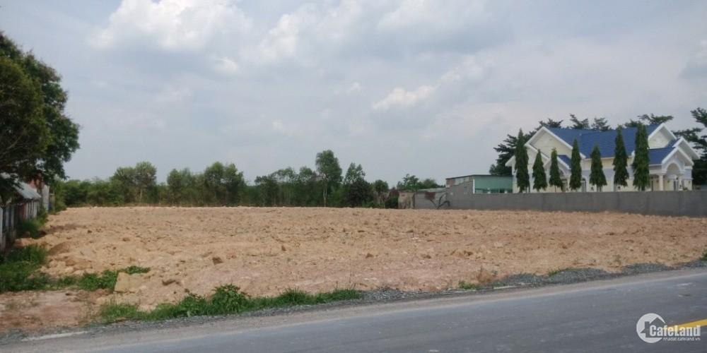 Bán gấp lô đất 3000M2, ngay mặt tiền ĐT756, sát KCN, dân cư 550Tr, SHR