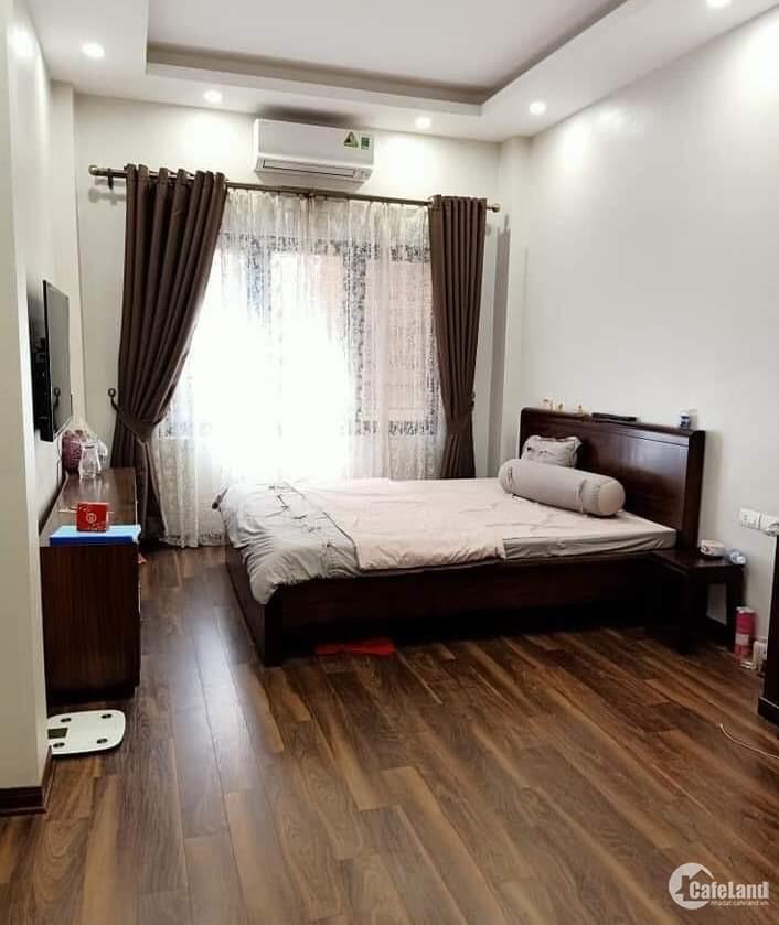Bán nhà mp Quang Tiến, Đại Mỗ, lô góc 3 thoáng 60m2 5 tầng ô tô vỉa hè chỉ 6.99