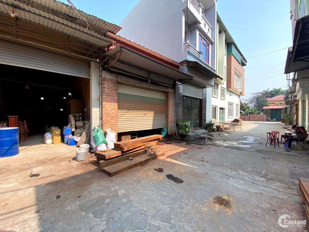 Bán đất Hà Phong - Liên Hà, đường 8m, xe tải tránh, ngõ thông, khu vực làng