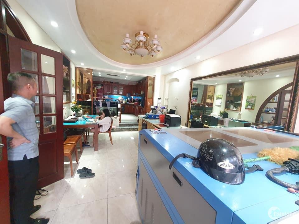 Bán nhà Nguyễn Trãi, lô góc, mặt tiền rộng, KD đỉnh, gara oto, đẹp ở ngay, 15