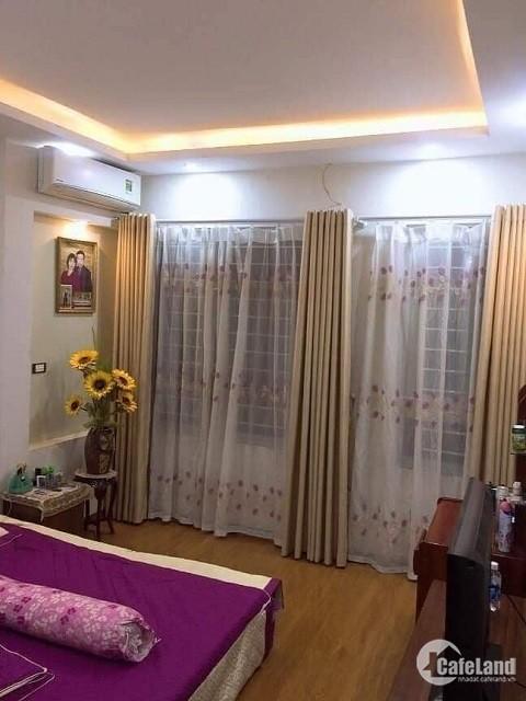 Bán gấp nhà 6T phố Triệu Việt Vương, ôtô đỗ cửa, full nội thất, nhỉnh 8 tỷ