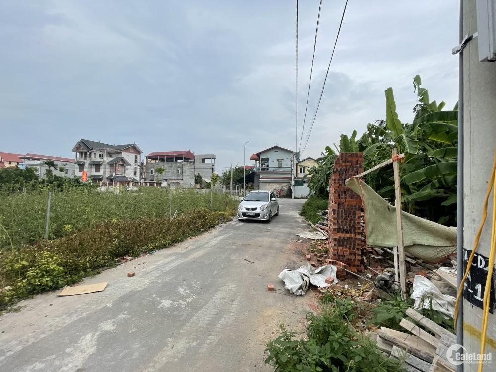 Bán đất giãn dân Cổ Dương - Tiên Dương, QH đường 13m có vỉa hè, Bìa làng phía