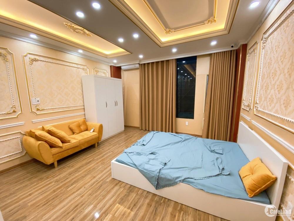 Bán CCMN Tôn Thất Tùng, 81m2x6T, 17 căn hộ, DT 100tr/tháng, nhỉnh 12 tỷ. LH