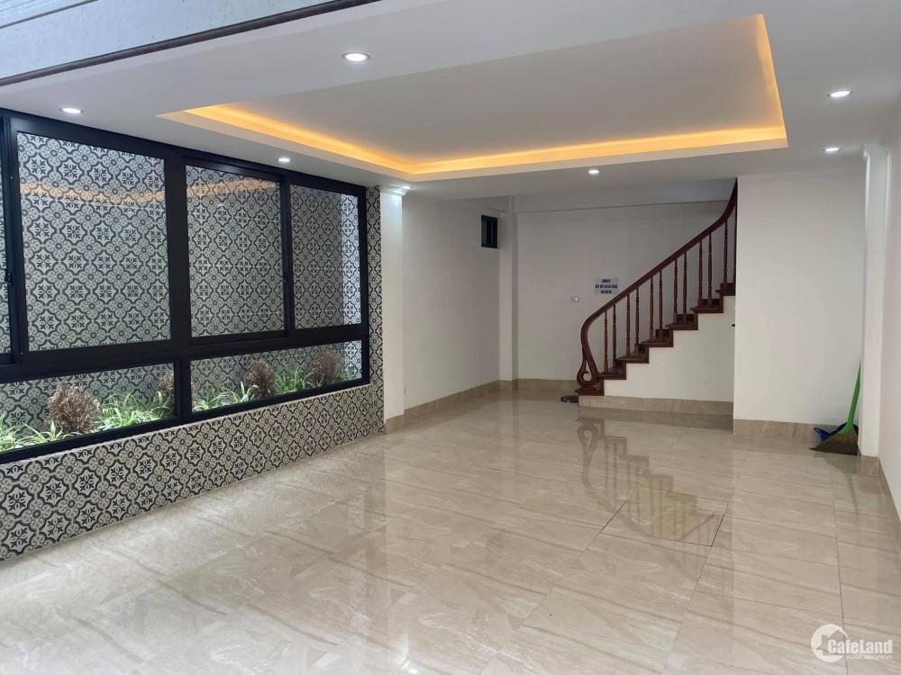 Nguyễn Hoàng. Nhỉnh 6 tỷ,Giá đẹp-Kinh doanh,6 tầng. Mt 4.5m.Lô góc