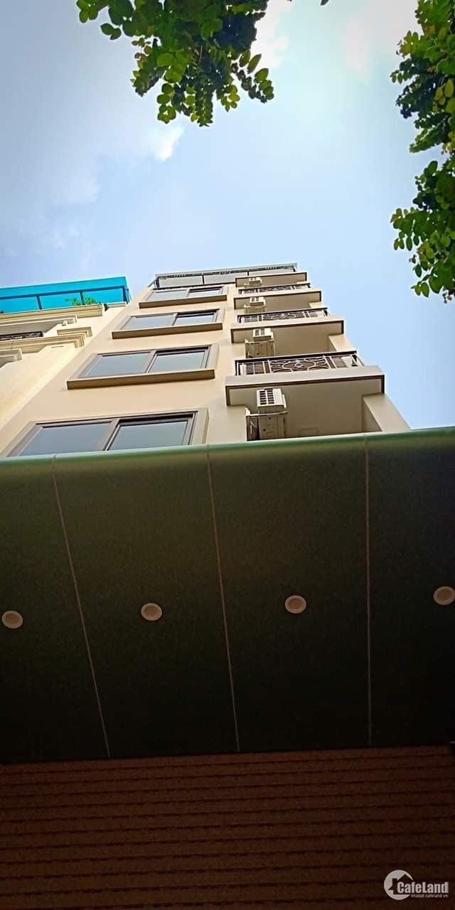 Bán CCMN Tây Sơn, 130m2, ô tô tránh, KD, 11 căn hộ, 3 cửa hàng, nhỉnh 16 tỷ.