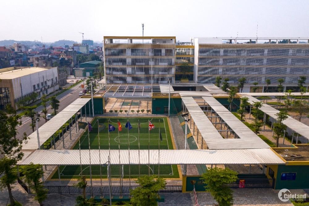 Mua nhà 0 đồng - Thái Hưng Crown Villas khu đô thị đầu tiên cao cấp