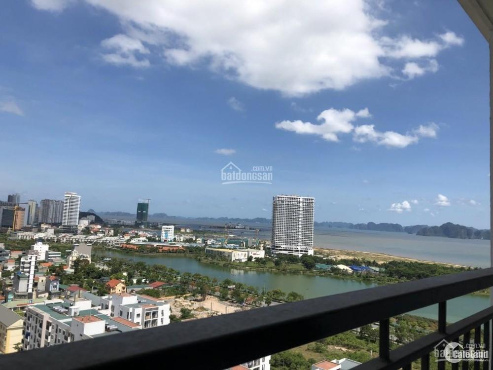 bán chung cư view biển green bay garden hạ long,giá hơn 700tr