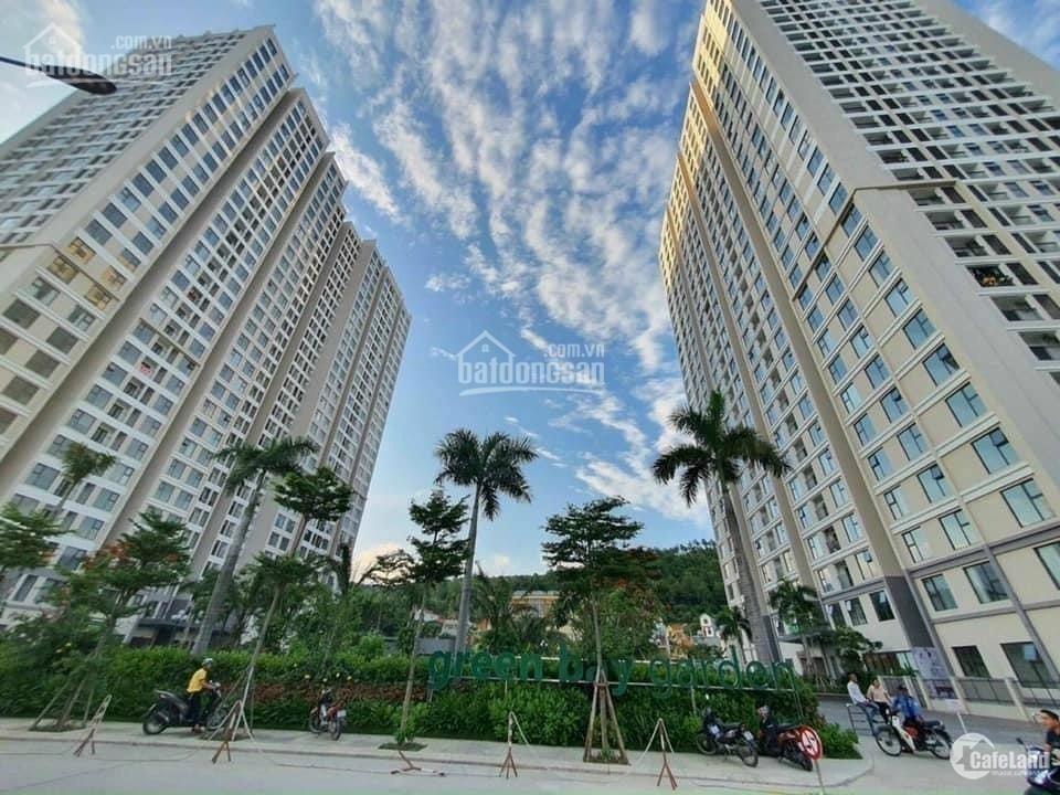 bán căn hộ chung cư view biển green bay garden chỉ 17 triệu/m2,đã hoàn thiện