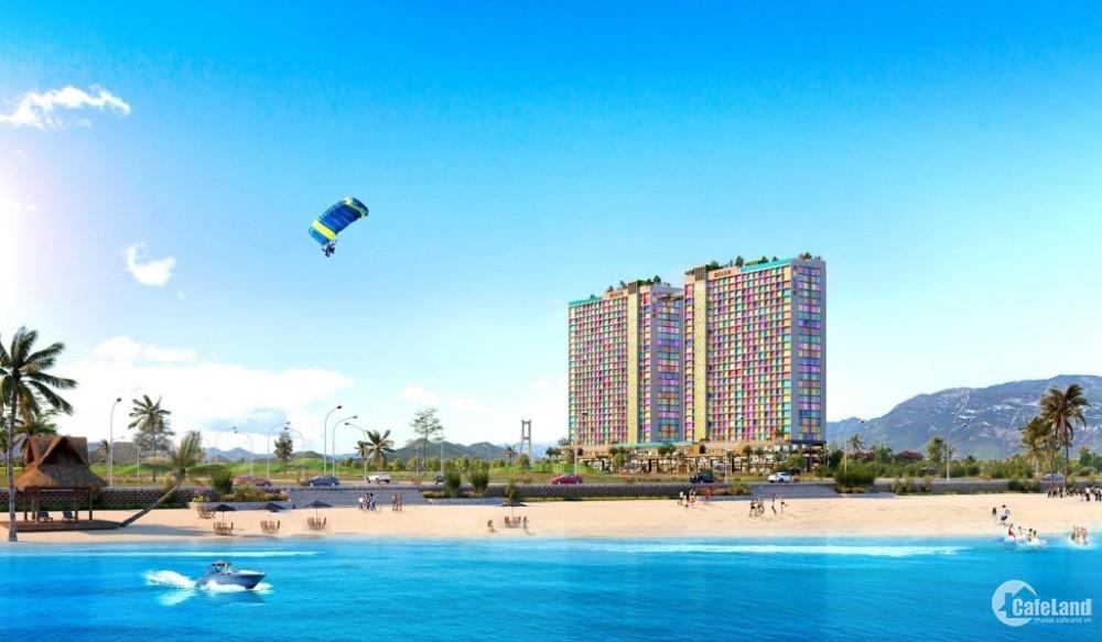 Sở hữu ngay căn hộ mặt biển Bảo Ninh chỉ với 800tr, mặt tiền biển cực giá trị
