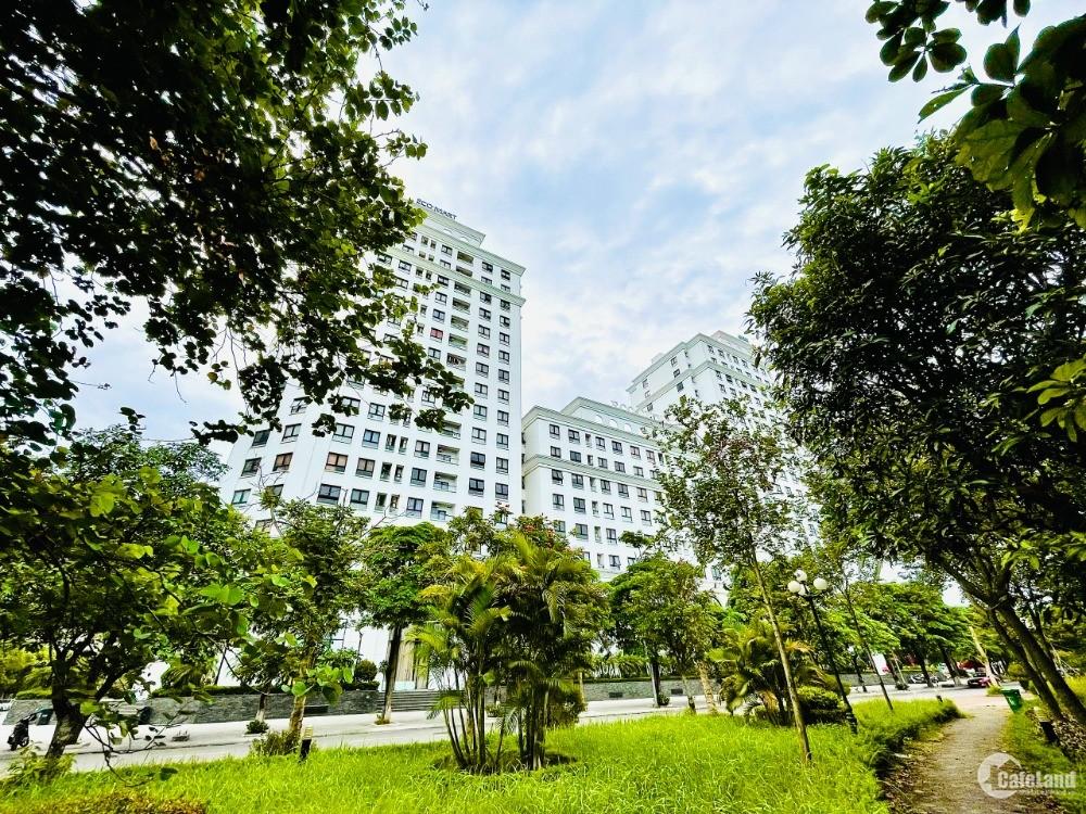 Bán suất ngoại giao căn 3PN tại dự án Eco City Việt Hưng view góc đẹp, giá 2.2tỷ