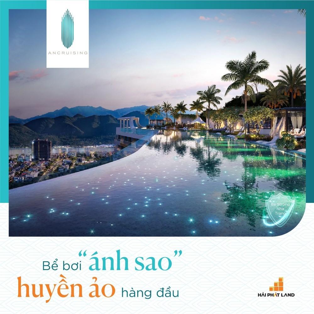 Căn Hộ Cao Cấp Ancrusing Mặt Biển Trần Phú - Sở Hữu Lâu Dài chỉ 50 triệu / m2