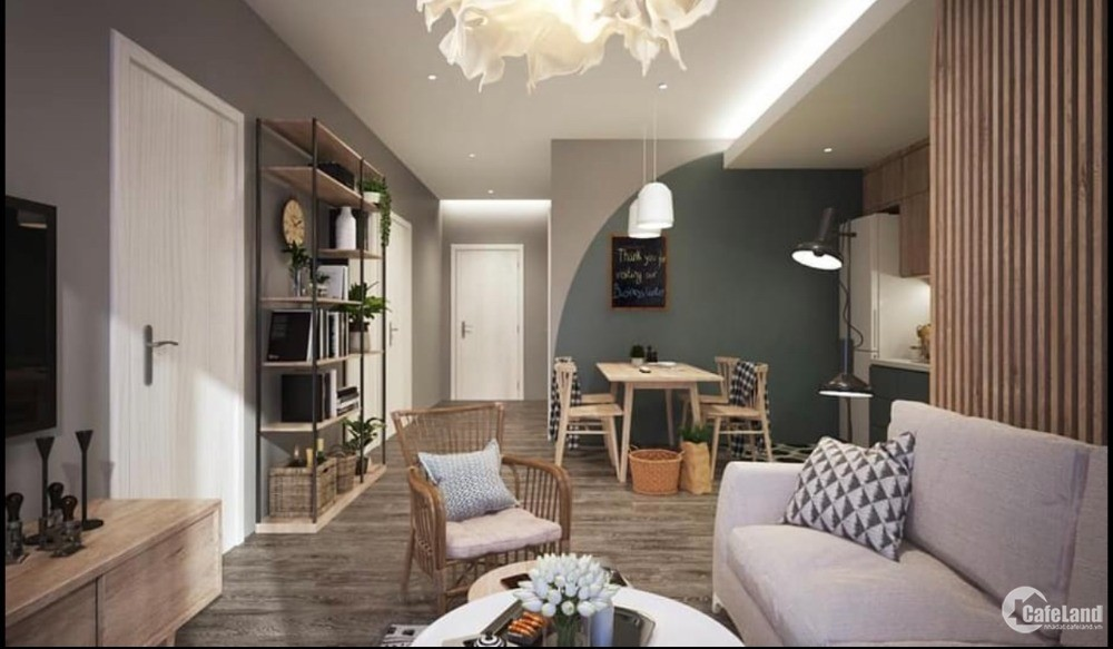 Căn hộ nhận nhà ở liền giá chỉ từ 35tr/m2 ngay Quang Trung Q12  bàn giao full NT