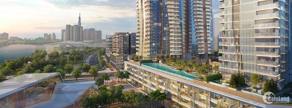 Căn hộ The Metropole Thủ Thiêm, ck 1.5%-11.5%, HTLS 0% đến nhận nhà.